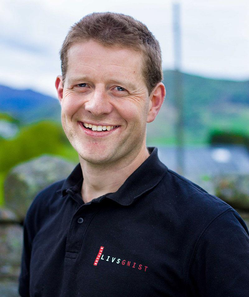 Tor Øyvind Skeiseid